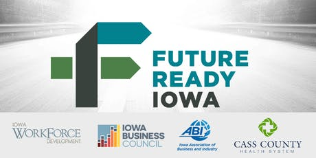 Future Ready Iowa Employer Summit - Atlantic tickets
