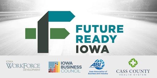 Future Ready Iowa Employer Summit - Atlantic