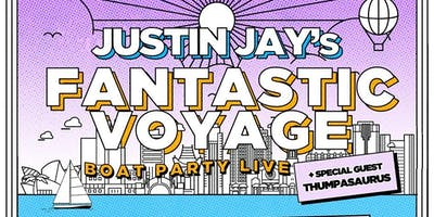 Wicked Paradise Justin Jay's Fantastic Voyage Boat Party Live