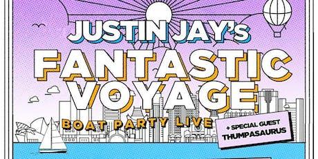 Luxury Catalina Yacht Cruise w/ Dj Justin Jay, 2 floors, epic Sunset View! tickets