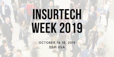 [GIA BOARD MEMBERS] Global Insurance Accelerator's InsurTech Week 2019 tickets