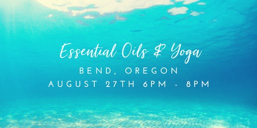 Essential Oils & Relaxing Yoga