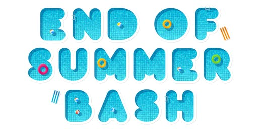 End of Summer Bash Pool Party