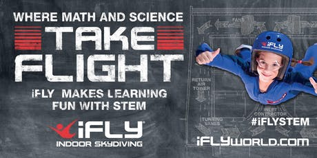iFLY STEM Education Fall 2019 Home School Field Trip  tickets