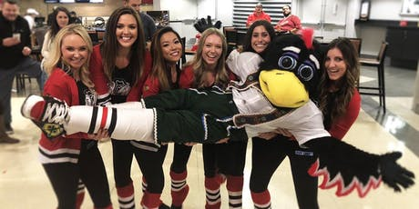 Ice Cream Social with Tommy Hawk & Blackhawks Ice Girls tickets