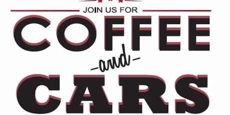 Coffee & Cars tickets