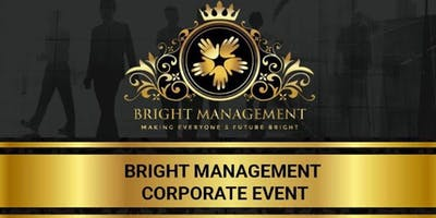 Bright Management Corporate Event, Earn 13-20% Div