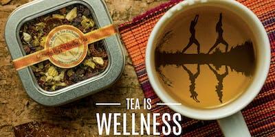 Create Your Own Wellness Tea Blend