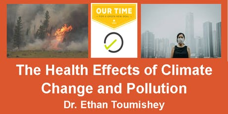 The Health Effects of Climate Change and Pollution tickets