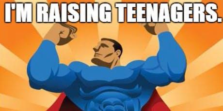 Raising Teens in Mill Valley tickets