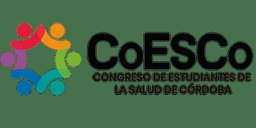 CoESCo - Congreso de Estudiantes de la Salud de Córdoba