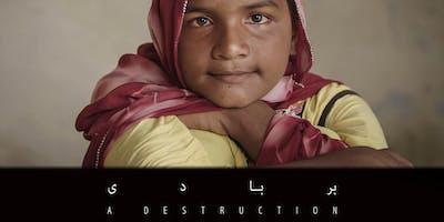 CSAFF Feature: A Destruction (Short Films: The Girls Are Not Brides, Let There Be Light)