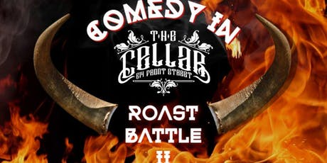Roast Battle in The Cellar tickets