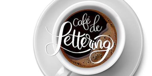 Café de Lettering - Agosto