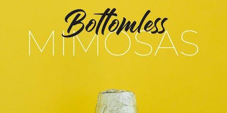 Bottomless Brunch - $18 Bottomless Mimosas tickets