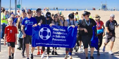 Out of the Darkness Greater Los Angeles Walk - Santa Monica tickets