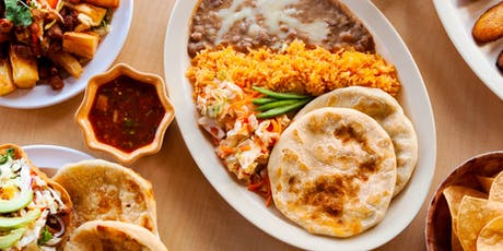 SOMOS + TK present: Salvadoran Cheese & Bean Pupusas with Salsa Roja  tickets