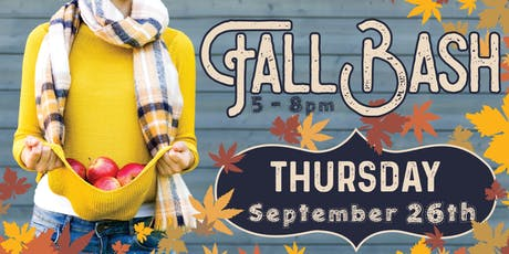 Fall Bash Event tickets