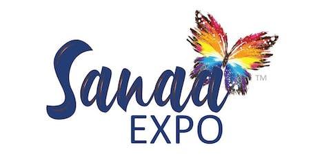 Sanaa  Expo  & Fundraiser tickets