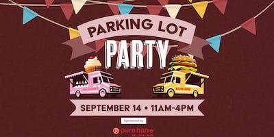 Parking Lot Party