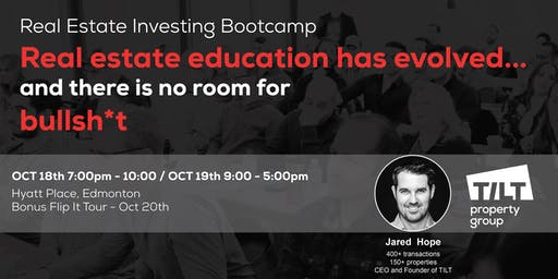 Real Estate Investing Bootcamp - Play the Game to Win!