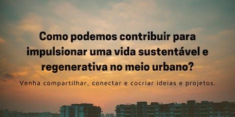 Design Cooperativo: cocriando Cidades em Transição ingressos