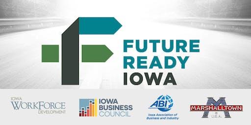 Future Ready Iowa Employer Summit - Marshalltown