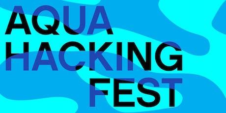 AquaHacking Fest 2019 billets