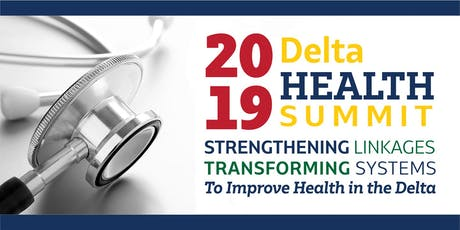 2019 Delta Health Summit  tickets