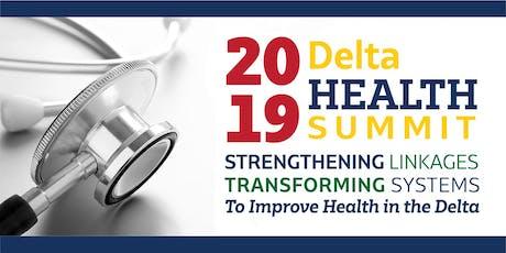 2019 Delta Health Summit  tickets