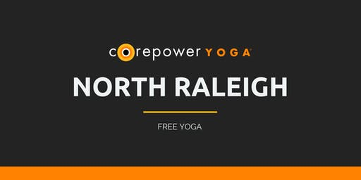 FREE Yoga Sculpt at Baileywick Road Park with CorePower Yoga