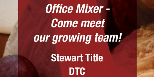 Stewart Title DTC - Office Mixer