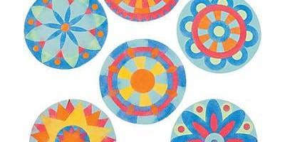 Art Tales: Mandala Sand Art