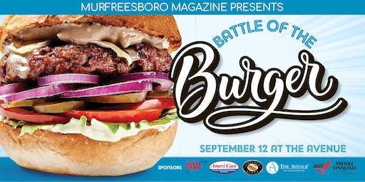 2019 Battle of Burger