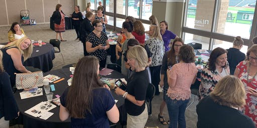 ABWA - Women of Magnitude Sept Networking