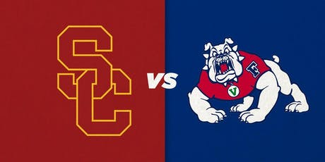 USC vs Fresno State 2019 Football Game Watch in Singapore tickets
