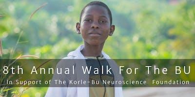 Walk for the BU