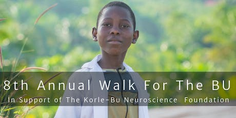 Walk for the BU tickets