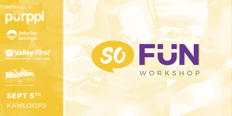 SoFun - Social Enterprise Fundamentals Workshop (Kamloops) tickets