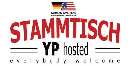 September Stammtisch hosted by GABC YP tickets