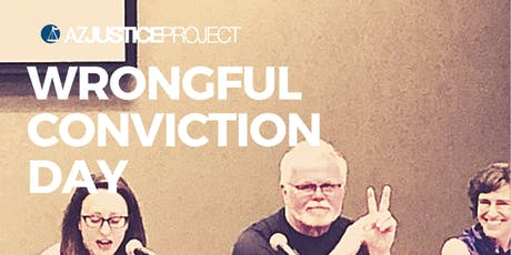 Wrongful Conviction Day tickets