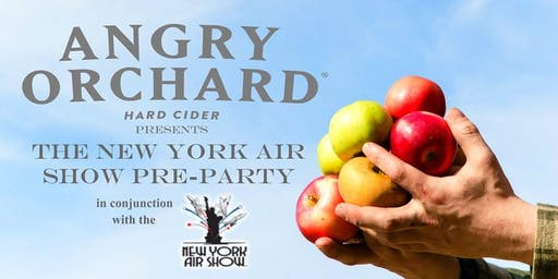 The New York Air Show Pre-Party and BBQ at Angry Orchard