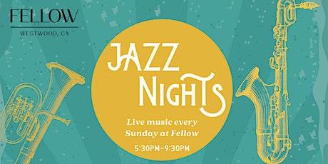 Jazz Nights at Fellow tickets
