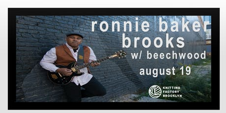 Ronnie Baker Brooks tickets