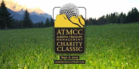 2019 Alberta Treasury Management Charity Classic - Rescheduled tickets