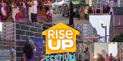 Rise Up Festival 2019