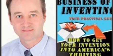 November 5th: Jim DeBetta at Inventors Network KY - Lexington tickets