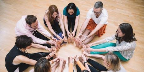 200 HOUR VINYASA YOGA TEACHER TRAINING TASTER with Creative Yoga School tickets