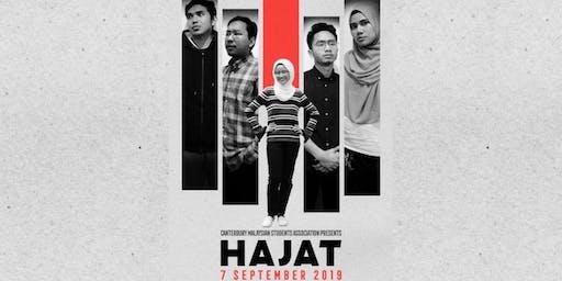 Malam Malaysia 2019: Hajat