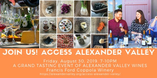 Access Alexander Valley